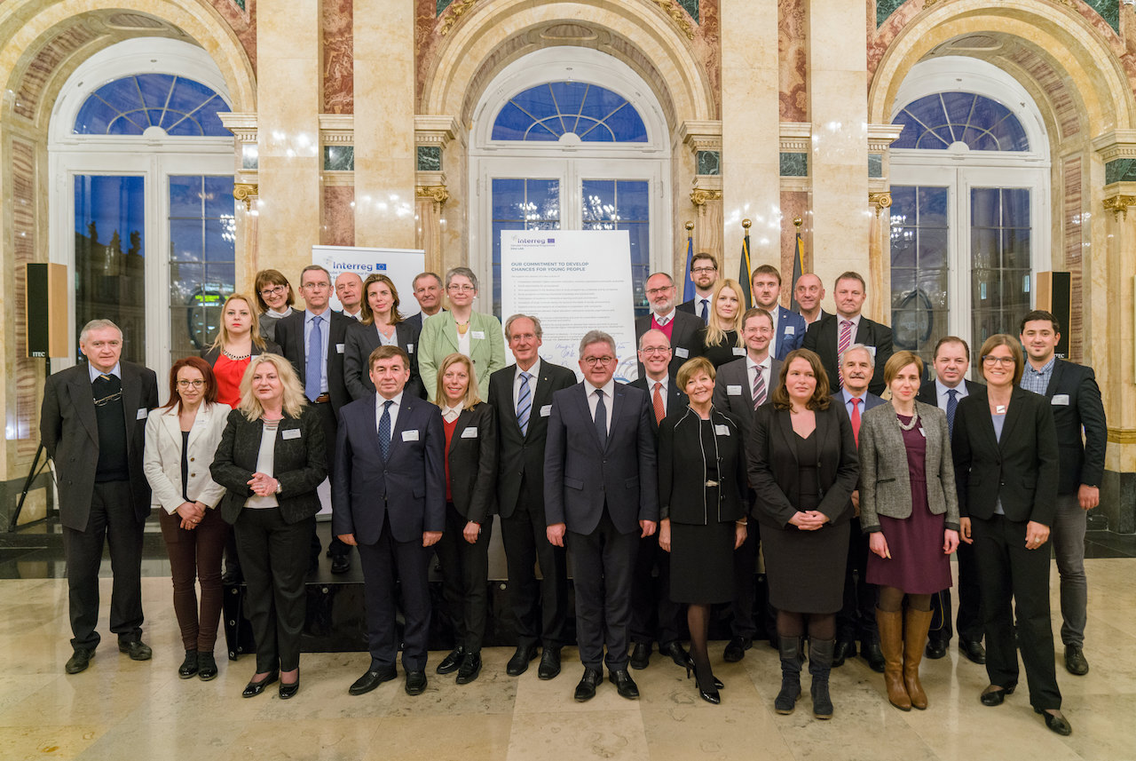 EDU-LAB - new danubian governance in labour market relevance of higher education kick-off conference and steering committee meeting Tuesday, 14th of March, 2017 in Stuttgart Germany